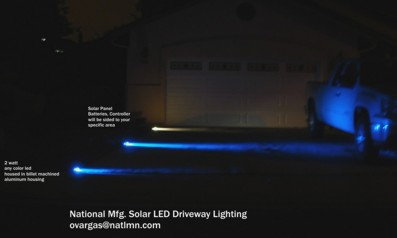 Drive Way LED Lighting