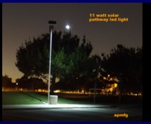 Solar Park LED Lighting