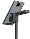 16 watt Solar LED Pathway Light